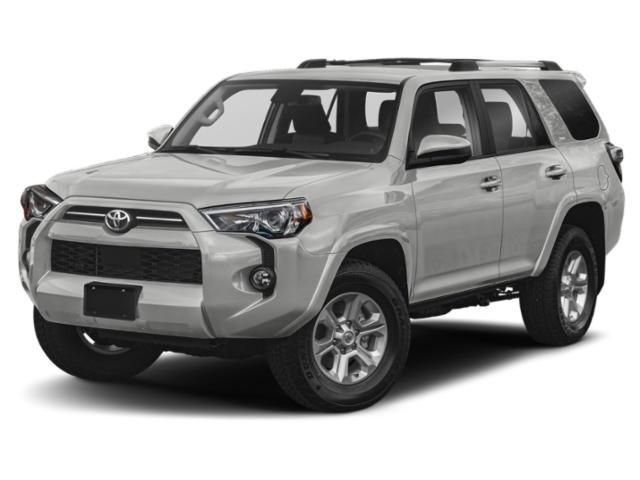 2021 Toyota 4Runner SR5 Premium SR5 Premium 2WD Regular Unleaded V-6 4.0 L/241 [4]