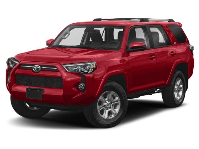 2021 Toyota 4Runner SR5 Premium SR5 Premium 4WD Regular Unleaded V-6 4.0 L/241 [3]