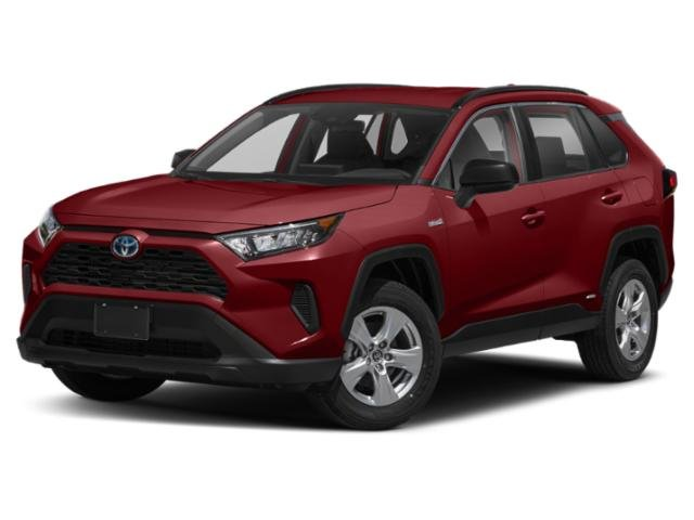 2021 Toyota RAV4 LE LE FWD Regular Unleaded I-4 2.5 L/152 [6]