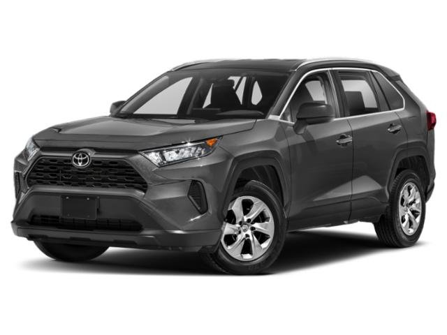 2021 Toyota RAV4 LE LE AWD Regular Unleaded I-4 2.5 L/152 [22]