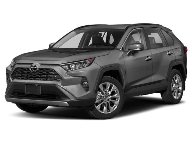 2021 Toyota RAV4 Limited Limited FWD Regular Unleaded I-4 2.5 L/152 [11]