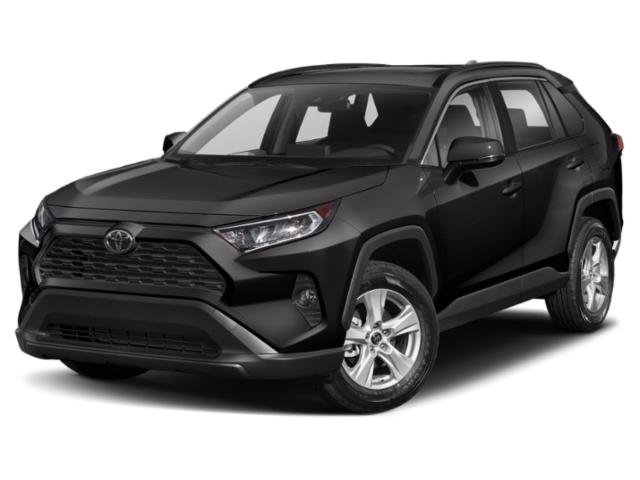 2021 Toyota RAV4 XLE XLE FWD Regular Unleaded I-4 2.5 L/152 [5]