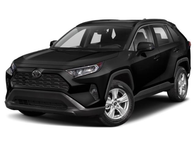 2021 Toyota RAV4 XLE XLE FWD Regular Unleaded I-4 2.5 L/152 [0]