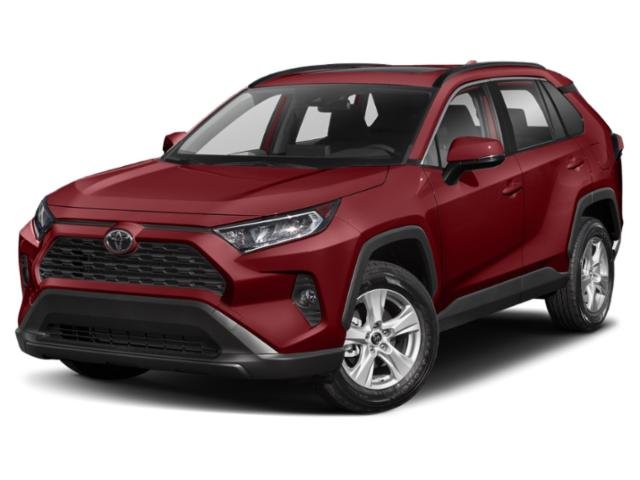 2021 Toyota RAV4 XLE XLE AWD Regular Unleaded I-4 2.5 L/152 [0]