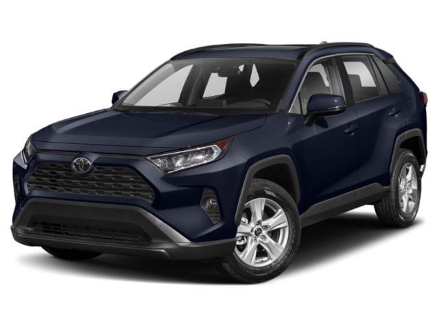 2021 Toyota RAV4 XLE XLE FWD Regular Unleaded I-4 2.5 L/152 [18]