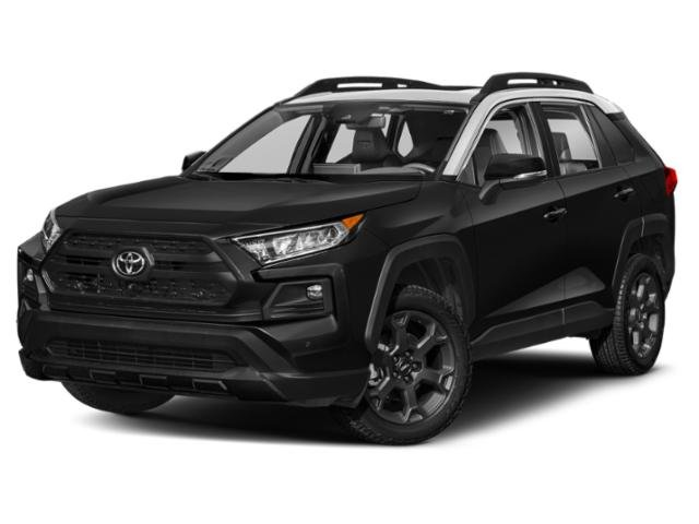 2021 Toyota RAV4 TRD Off Road TRD Off Road AWD Regular Unleaded I-4 2.5 L/152 [18]