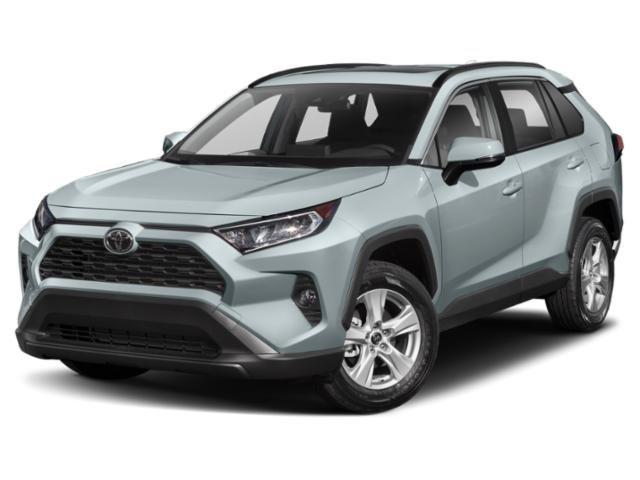 2021 Toyota RAV4 XLE XLE FWD Regular Unleaded I-4 2.5 L/152 [21]