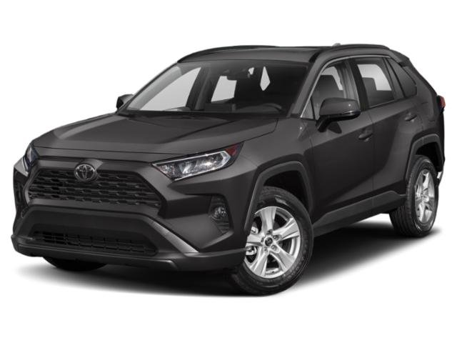 2021 Toyota RAV4 XLE XLE FWD Regular Unleaded I-4 2.5 L/152 [8]