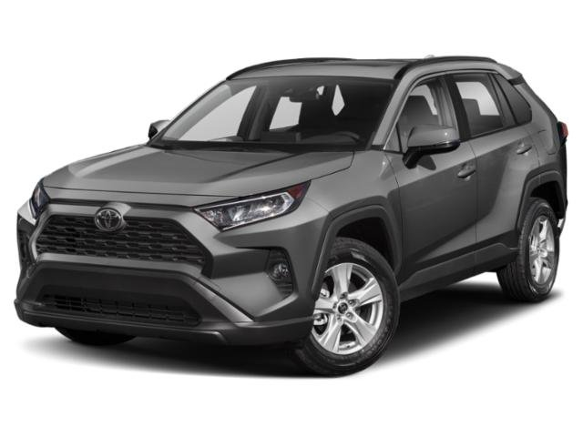 2021 Toyota RAV4 XLE XLE AWD Regular Unleaded I-4 2.5 L/152 [19]
