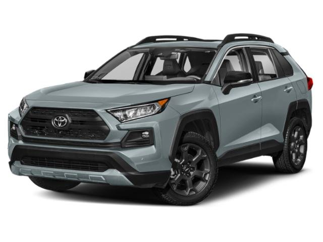 2021 Toyota RAV4 TRD Off Road TRD Off Road AWD Regular Unleaded I-4 2.5 L/152 [8]