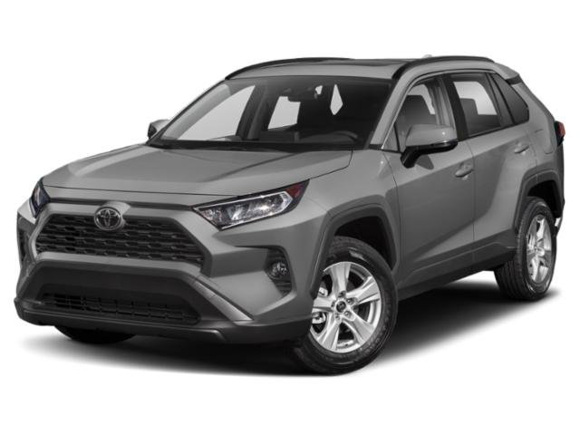 2021 Toyota RAV4 XLE XLE FWD Regular Unleaded I-4 2.5 L/152 [2]