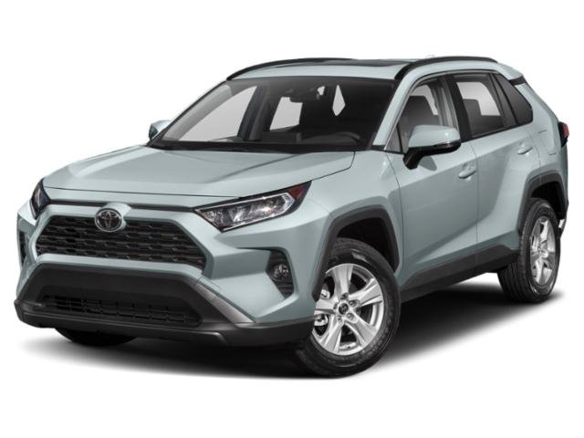 2021 Toyota RAV4 XLE XLE FWD Regular Unleaded I-4 2.5 L/152 [7]