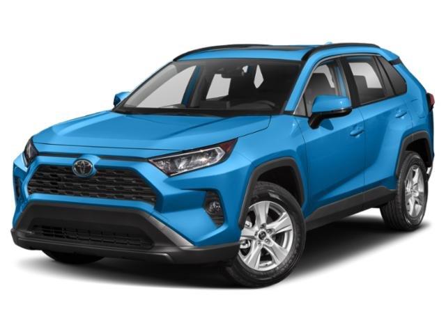 2021 Toyota RAV4 XLE XLE FWD Regular Unleaded I-4 2.5 L/152 [9]