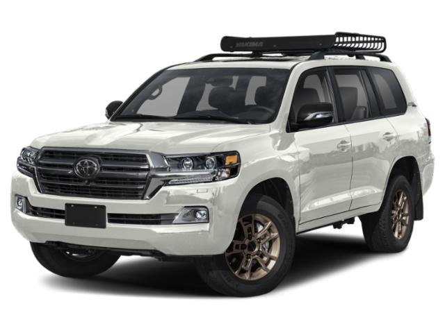2021 Toyota Land Cruiser Heritage Edition