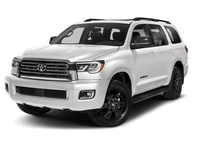 2021 Toyota Sequoia TRD Sport TRD Sport 4WD Regular Unleaded V-8 5.7 L/346 [0]