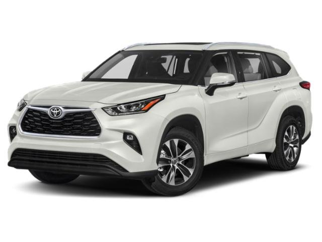 2021 Toyota Highlander XLE XLE FWD Regular Unleaded V-6 3.5 L/211 [3]