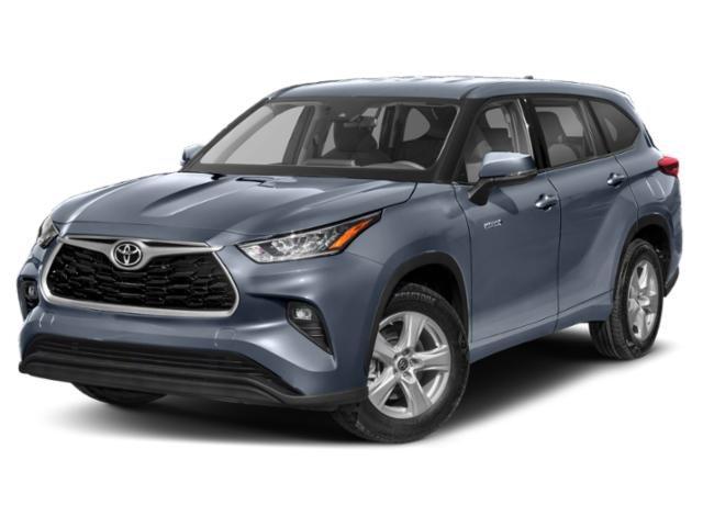 2021 Toyota Highlander Hybrid LE Hybrid LE FWD Gas/Electric I-4 2.5 L/152 [11]