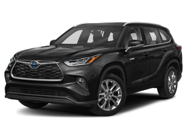2021 Toyota Highlander Hybrid XLE Hybrid XLE AWD Gas/Electric I-4 2.5 L/152 [23]