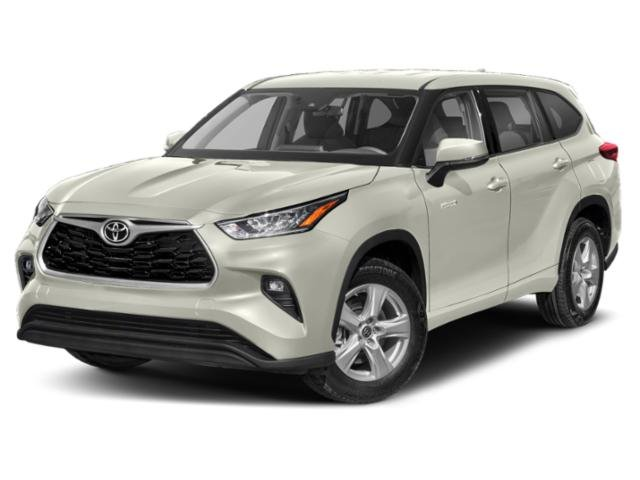 2021 Toyota Highlander Hybrid XLE Hybrid XLE FWD Gas/Electric I-4 2.5 L/152 [3]