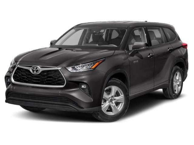 2021 Toyota Highlander Hybrid XLE Hybrid XLE FWD Gas/Electric I-4 2.5 L/152 [4]