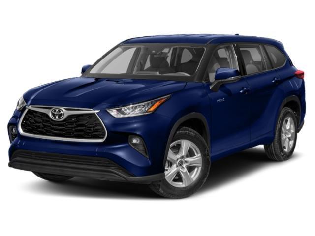 2021 Toyota Highlander Hybrid XLE Hybrid XLE AWD Gas/Electric I-4 2.5 L/152 [1]