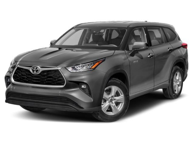 2021 Toyota Highlander Hybrid XLE Hybrid XLE FWD Gas/Electric I-4 2.5 L/152 [5]