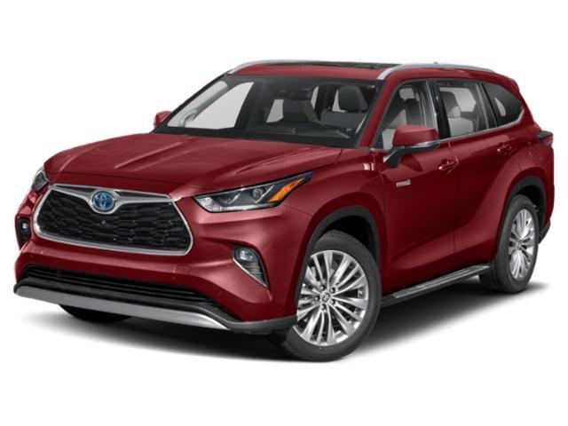 2021 Toyota Highlander Hybrid Platinum Hybrid Platinum FWD Gas/Electric I-4 2.5 L/152 [21]