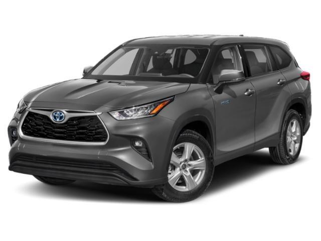 2021 Toyota Highlander Hybrid XLE Hybrid XLE FWD Gas/Electric I-4 2.5 L/152 [1]