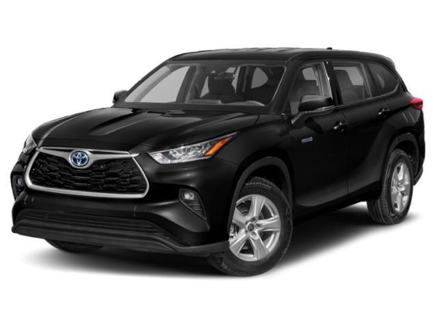 2021 Toyota Highlander Hybrid XLE Hybrid XLE AWD Gas/Electric I-4 2.5 L/152 [2]