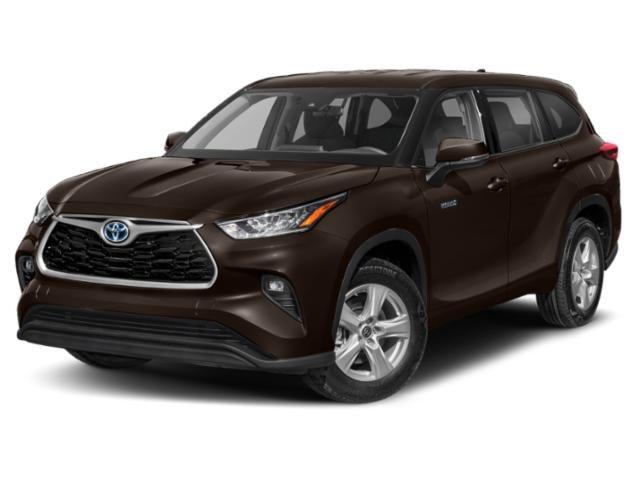 2021 Toyota Highlander Hybrid LE Hybrid LE FWD Gas/Electric I-4 2.5 L/152 [16]