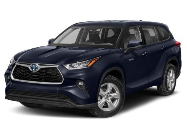 2021 Toyota Highlander Hybrid XLE Hybrid XLE AWD Gas/Electric I-4 2.5 L/152 [9]