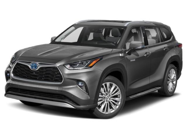 2021 Toyota Highlander Hybrid Platinum Hybrid Platinum AWD Gas/Electric I-4 2.5 L/152 [2]
