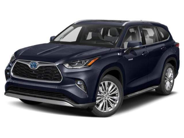 2021 Toyota Highlander Hybrid Platinum Hybrid Platinum AWD Gas/Electric I-4 2.5 L/152 [6]