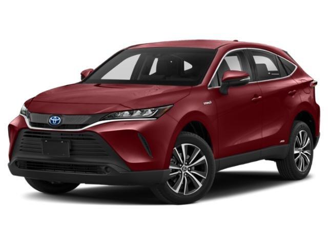 2021 Toyota Venza Le LE AWD Gas/Electric I-4 2.5 L/152 [1]