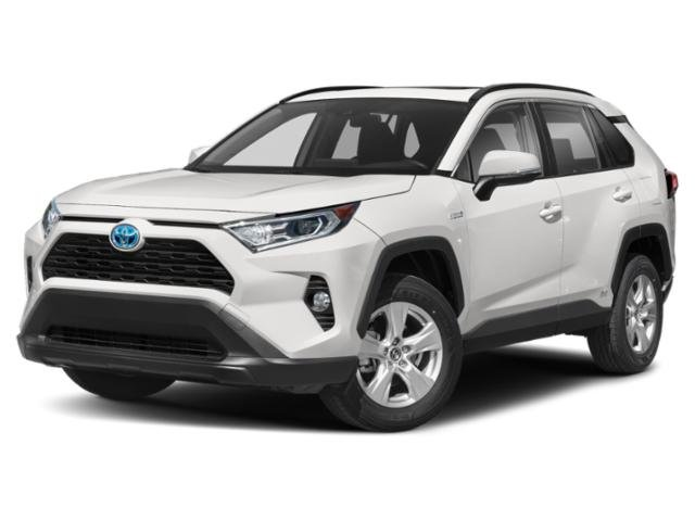 2021 Toyota RAV4 Hybrid LE Hybrid LE AWD Gas/Electric I-4 2.5 L/152 [8]