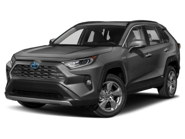2021 Toyota RAV4 Hybrid Limited Hybrid Limited AWD Gas/Electric I-4 2.5 L/152 [18]