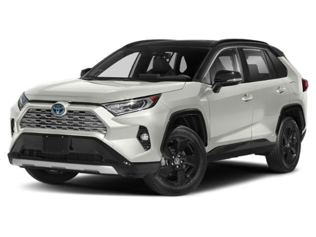 2021 Toyota RAV4 Hybrid XSE Hybrid XSE AWD Gas/Electric I-4 2.5 L/152 [14]