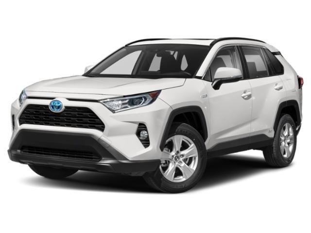 2021 Toyota RAV4 Hybrid XLE Hybrid XLE AWD Gas/Electric I-4 2.5 L/152 [6]