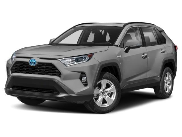 2021 Toyota RAV4 Hybrid XLE Premium Hybrid XLE Premium AWD Gas/Electric I-4 2.5 L/152 [12]