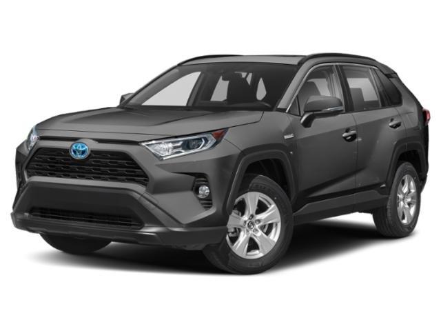 2021 Toyota RAV4 Hybrid XLE Hybrid XLE AWD Gas/Electric I-4 2.5 L/152 [2]
