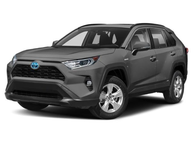 2021 Toyota RAV4 Hybrid Xle Hybrid XLE AWD Gas/Electric I-4 2.5 L/152 [4]