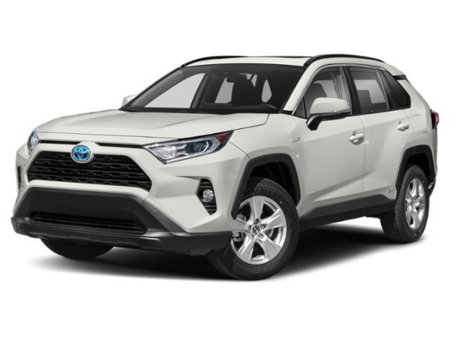 2021 Toyota RAV4 Hybrid XLE Premium Hybrid XLE Premium AWD Gas/Electric I-4 2.5 L/152 [14]