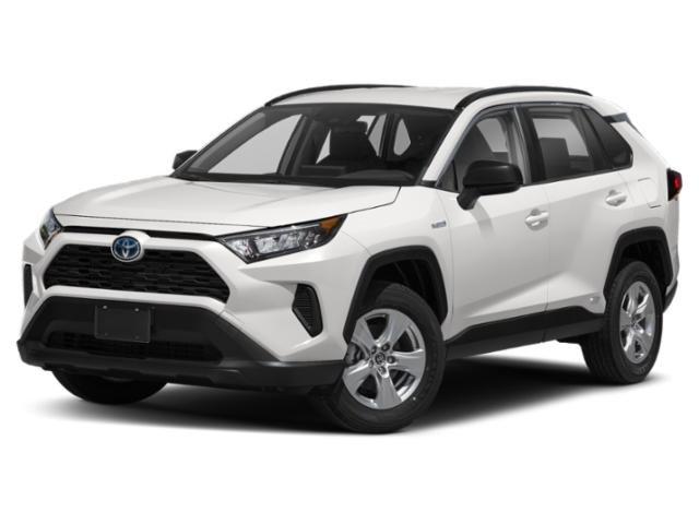 2021 Toyota RAV4 Hybrid LE Hybrid LE AWD Gas/Electric I-4 2.5 L/152 [2]
