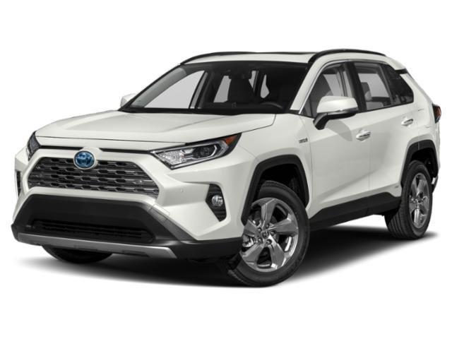2021 Toyota RAV4 Hybrid Limited Hybrid Limited AWD Gas/Electric I-4 2.5 L/152 [19]