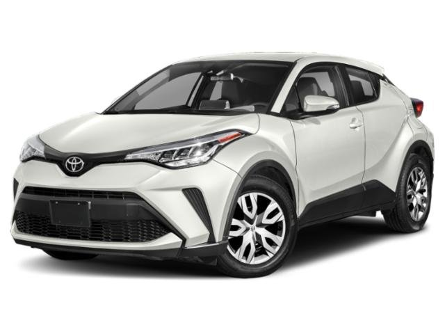 2021 Toyota C-HR LE LE FWD Regular Unleaded I-4 2.0 L/121 [4]