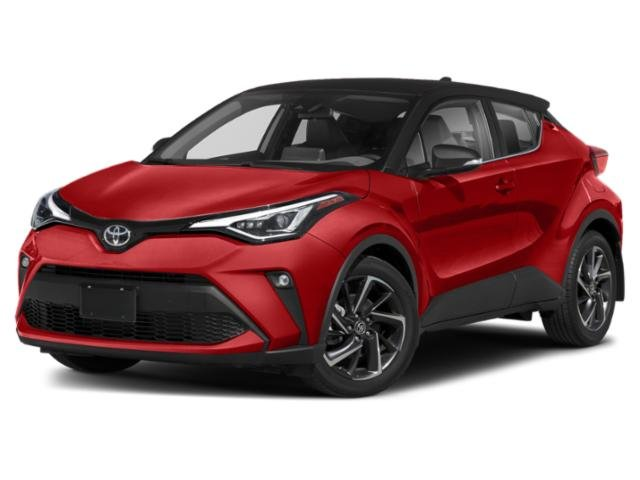 2021 Toyota C-HR Nightshade Nightshade FWD Regular Unleaded I-4 2.0 L/121 [5]