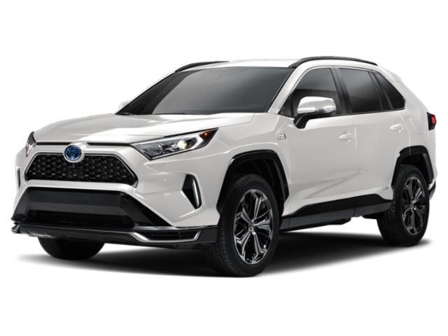 2021 Toyota RAV4 Prime SE SE Gas/Electric I-4 2.5 L/152 [2]