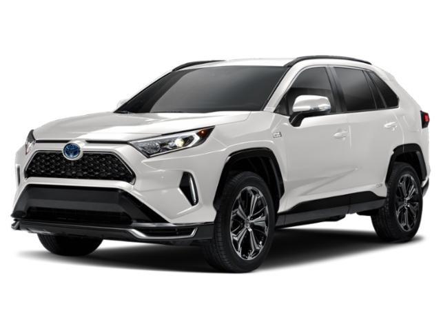 2021 Toyota RAV4 Prime SE SE Gas/Electric I-4 2.5 L/152 [0]