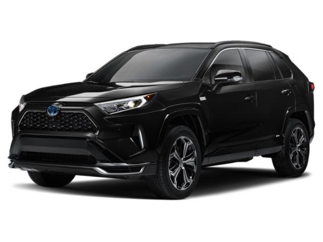 2021 Toyota RAV4 Prime SE SE Gas/Electric I-4 2.5 L/152 [9]