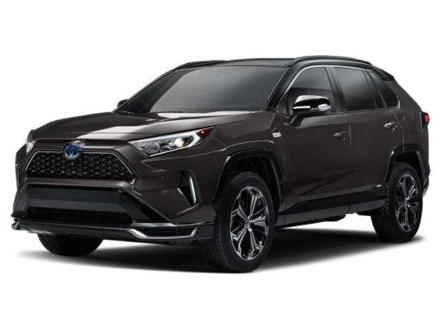 2021 Toyota RAV4 Prime XSE XSE Gas/Electric I-4 2.5 L/152 [7]